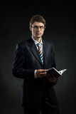 A guy in a suit Stock Photos