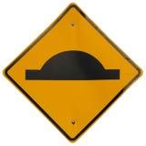 guz prędkości Zdjęcie Stock