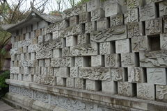 Guzhen miasteczko, Anju, Chongqing, Chiny Obraz Royalty Free