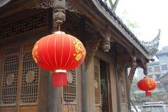 Guzhen miasteczko, Anju, Chongqing, Chiny Zdjęcie Stock