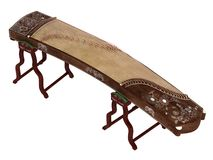 Guzheng Royalty Free Stock Images