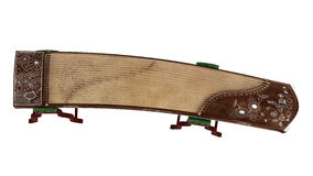 Guzheng Arkivfoton