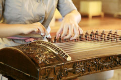 Guzheng Stock Photos