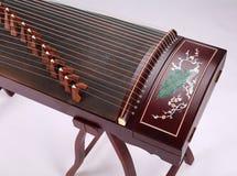Chinese zither Guzheng Chinese folk music Royalty Free Stock Photo