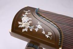 Guzheng Chinese folk music Royalty Free Stock Image