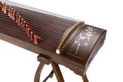 Guzheng Chinese folk music Royalty Free Stock Photo