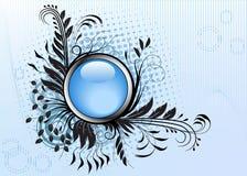 guzik glansowany Obrazy Royalty Free