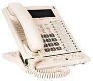 guzika cyfrowy wielo- biura telefon Obrazy Stock
