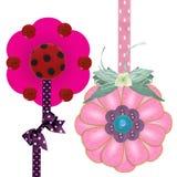 guzika kwiat Zdjęcie Royalty Free