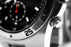guzika stopwatch Obrazy Royalty Free