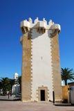 Guzman tower, Conil de la Frontera. Stock Photo