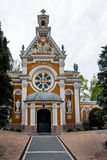 Guzow, Church of S.Felix de Valois Stock Photo