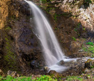 Gveleti big waterfalls Stock Images