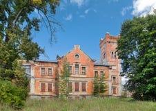 Gverstyanka-Landsitz Stockfotos
