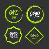 GVO geben Zeichen frei Stockbild