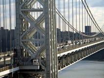 Gw-Brücken-Plattformen Stockbild