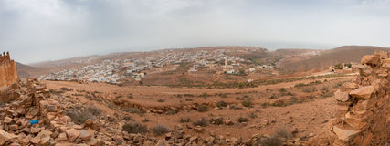 Gwałtowny r w Mirleft, Maroko Zdjęcie Royalty Free