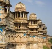 Gwalior Fort - Gwailor - India Stock Photo