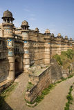 Gwalior Fort - India Royalty Free Stock Images