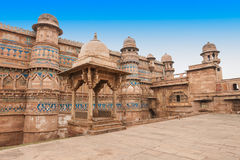 Gwalior Fort, India Stock Images