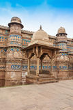 Gwalior Fort, India Stock Photography