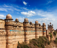 Gwalior fort Stock Image