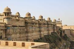 Gwalior fort in Madhya Pradesh, India Royalty Free Stock Image