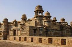 Gwalior fort in Madhya Pradesh, India. Royalty Free Stock Photo