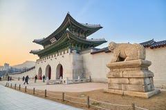 Gwanghwamun-Tor Lizenzfreie Stockfotografie