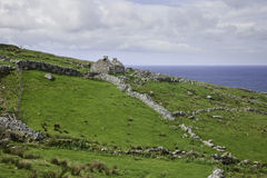 Gweedore Ireland. Gweedore (officially known by its Irish language name, Gaoth Dobhair, is an Irish-speaking parish located on the Atlantic coast of County Royalty Free Stock Photos