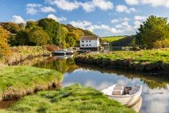 Gweek Cornwall England UK Stock Photo