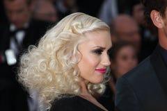 Gwen Stefani Fotografia de Stock Royalty Free