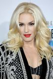 Gwen Stefani στοκ εικόνα με δικαίωμα ελεύθερης χρήσης