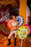 Gwen Stefani Imagenes de archivo