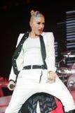 Gwen Stefani con nessun dubbio esegue fotografia stock