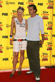 Gwen Stefani,Gavin Rossdale Royalty Free Stock Photo