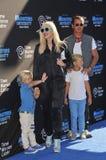 Gwen Stefani & Gavin Rossdale Royalty Free Stock Images