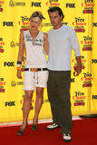 Gwen Stefani,Gavin Rossdale Royalty Free Stock Images