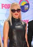 Gwen Stefani, ninguna duda Fotos de archivo