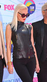 Gwen Stefani, ninguna duda Imágenes de archivo libres de regalías