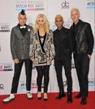 No Doubt,Gwen Stefani. Gwen Stefani & No Doubt at the 40th Anniversary American Music Awards at the Nokia Theatre LA Live. November 18, 2012  Los Angeles, CA Stock Photos