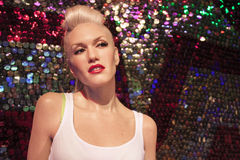 Gwen Stefani Royalty Free Stock Photography