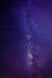 gwiaździsta noc fotografia stock