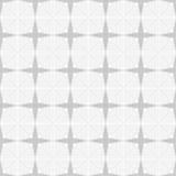 Gwiazd i kwadratów bezszwowy deseniowy tło Fotografia Royalty Free