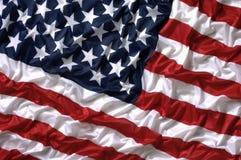 Gwiazd i lampasów amerykanina flaga państowowa Obrazy Royalty Free