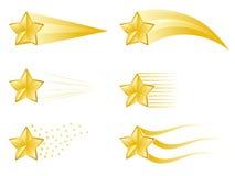 Gwiazda ślada ilustracji