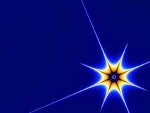 gwiazda Zdjęcia Royalty Free