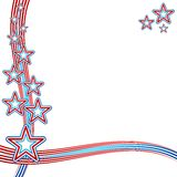 gwiazda lampasy ilustracji