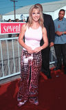 Gwiazda Muzyki POP, Britney Dzidy Obraz Royalty Free