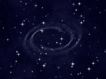 gwiazda nocne niebo Obrazy Stock